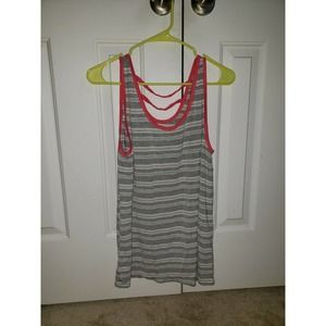 New Directions Sleeveless Tank Top Size L